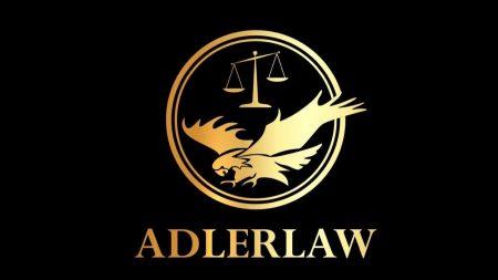 ADLERLAW logo